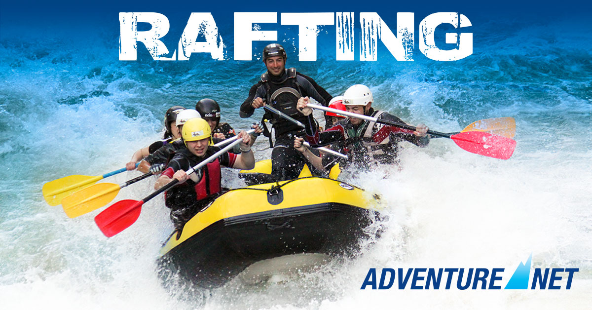 Рафтинг в Болгарии от Adventure Net
