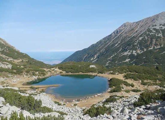 Пирин и Муратово езеро