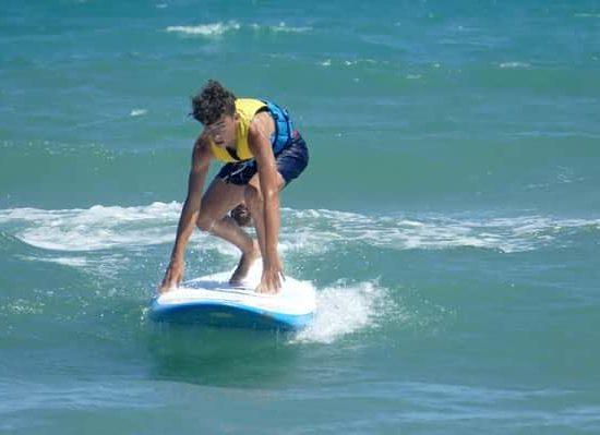 урок по сърф лято 2020