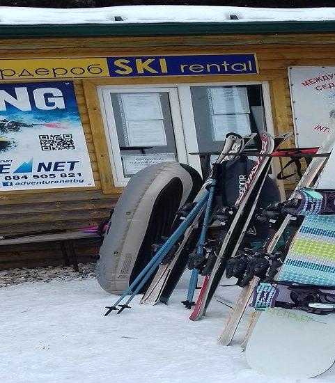 разнообразие от ски и сноуборд екипировка