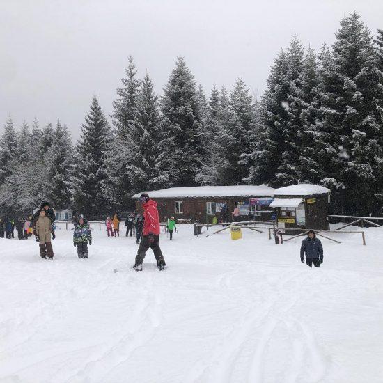 ски и сноуборд училище, наем на ски екипировка