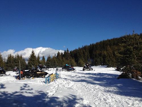 подготовка за зимен тиймбилдинг